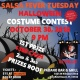 Salsa Fever Tuesday - Halloween Costume Contest