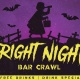 Fright Night Bar Crawl in Orlando