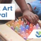 Children's Trust Rally and Sidewalk Chalk Art Festival
