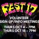 FEST 17 Volunteer Sign-Ups!