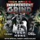 Tech N9ne's Independent Grind Tour 2018 Feat Krizz Kaliko, Futuristic