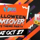 Halloween Takeover '90s Theme Party