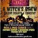 A Witch's Brew, Talent Search & Concert!