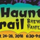 The Haunted Trail at Pisgah Brewery (10/25)