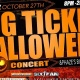 BigTicket Halloween Bash & Concert