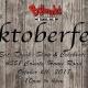 3rd Annual Oktoberfest