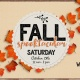 2nd Annual Fall Spooktacular