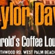 Taylor Davis Live Solo Acoustic at Harold's Coffee Lounge