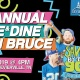 Shine and Dine on Bruce 2019
