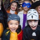 Trick or Treat with the Lynn University Fighting Knights