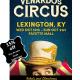 The Venardos Circus is in town!