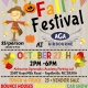 Airbourne Gymnastics Academy Grand Opening and Fall Festival