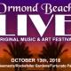 Ormond Beach Live Original Music & Art Festival