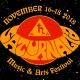 SATURNALIA MUSIC & ARTS FESTIVAL
