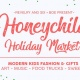 Honeychild Holiday Market