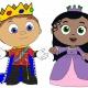 Prince & Princess Toddler Time