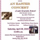 An Easter Concert ‎¡‎Cuan Grande Amor!/ No Greater Love!