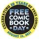 Comic Central Presents Free Comic Book Day
