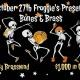 Bones & Brass Halloween