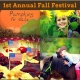 1st Annual Family Fall Festival 2018