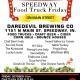 Speedway Food Truck Friday