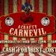 Crafty Squirrel presents: a Halloween CarnEVIL