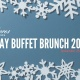 Christmas Rooftop 'Champagne' Brunch 2018 at The Shores Resort & Spa