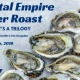 Oyster Roast at Coastal Empire Beer!