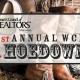 1st Annual WCR Manatee Hoedown