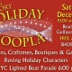 10th Annual Holiday Hoopla