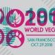 WORLD VEG FESTIVAL 2018 -- SFVS 50 Years Celebration