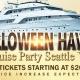 Halloween Havoc Cruise Party Seattle VII