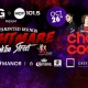 A Nightmare on Franklin St. Halloween Party ft. CHEAT CODES