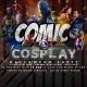 Comics & Cosplay Halloween Party