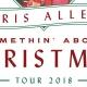 Kris Allen Somethin' About Christmas Tour 2018