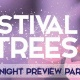 Habitat for Humanity Festival of Trees Preview Party 2018