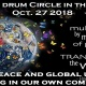 Largest Drum Circle in the World for Peace and Global Unity