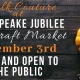 Chalk Couture at Chesapeake Fall Craft Jubilee