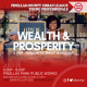 Wealth & Prosperity: Entrepreneur's Workshop
