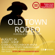 Old Town...RODEO