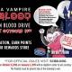 Starve a Vampire - Halloween Blood Drive
