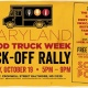 Maryland Food Truck Week - Free Kick-Off Rally