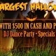 Halloween Bash @ The Landing Bar & Grill