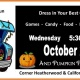 Trunk or Treat and Pumkin Patch Fun