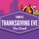 Thanksgiving Eve Bar Crawl with Party Bus