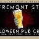 Fremont Street Halloween Pub Crawl (Day Crawl)