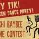 Freaky Tiki Halloween Dance Party!