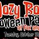 An Oozy Boozy Halloween Party