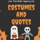 Costumes and Quotes