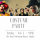 Costume Dance Party